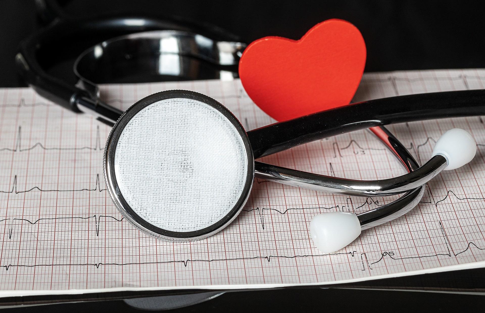 EKG Stethoskop